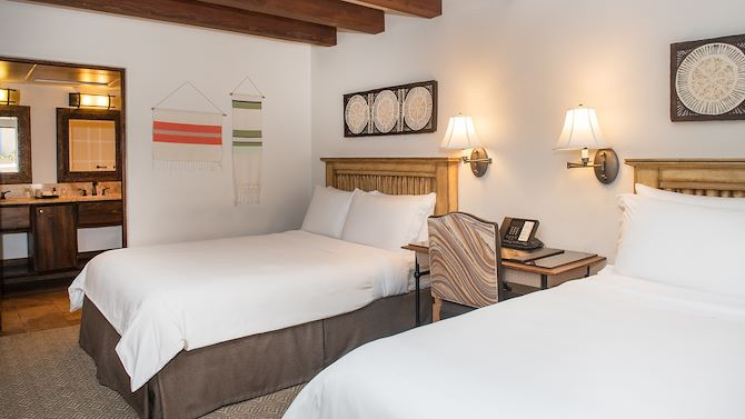 Are all of the guest rooms the same?