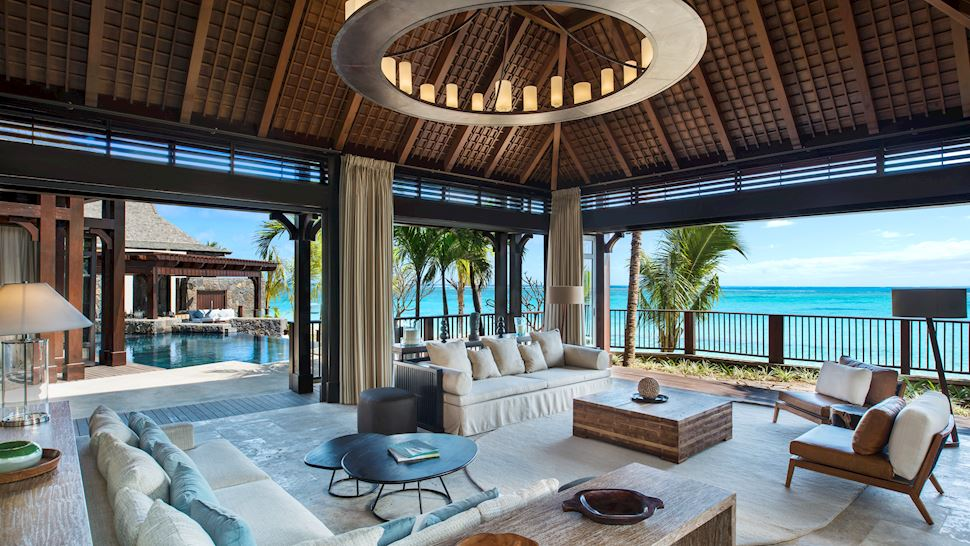 The St. Regis Villa Formal Lounge