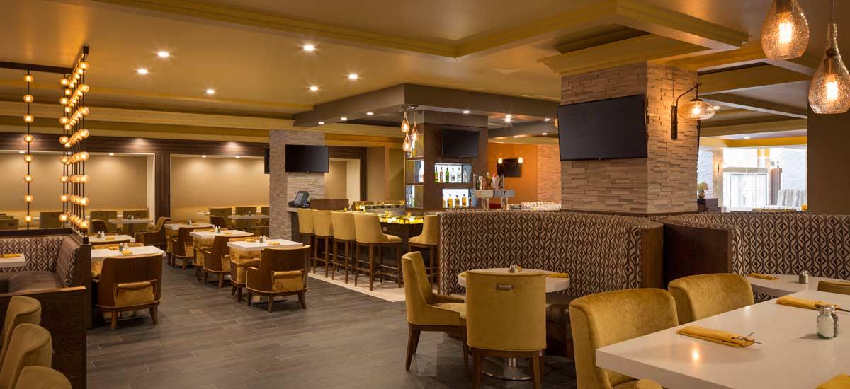 Seafood Restaurant In Monterey Ca Monterey Marriott