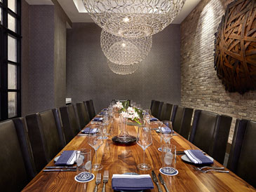 Cedar  Stone, Urban Table Private Dining Room