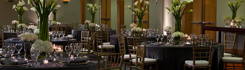 Event Spaces & Facilities