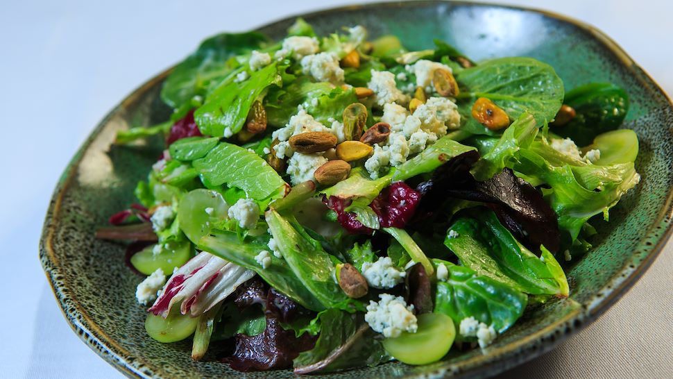 Tossed Market Green Salad