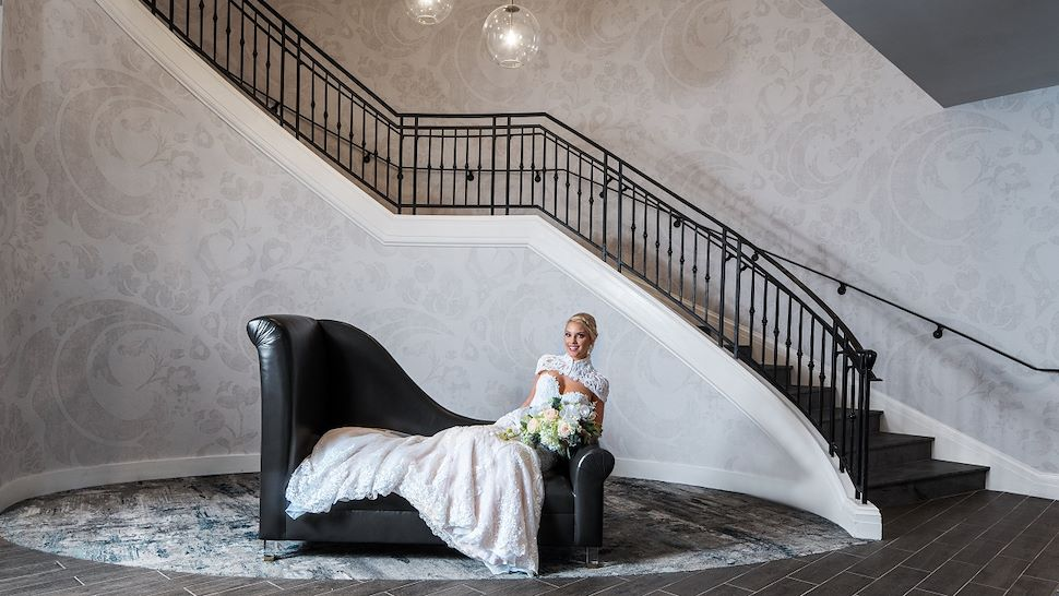 Staircase - Weddings