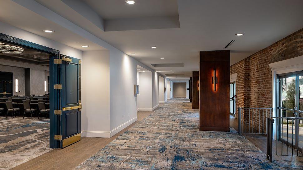 Gravier Ballroom Foyer