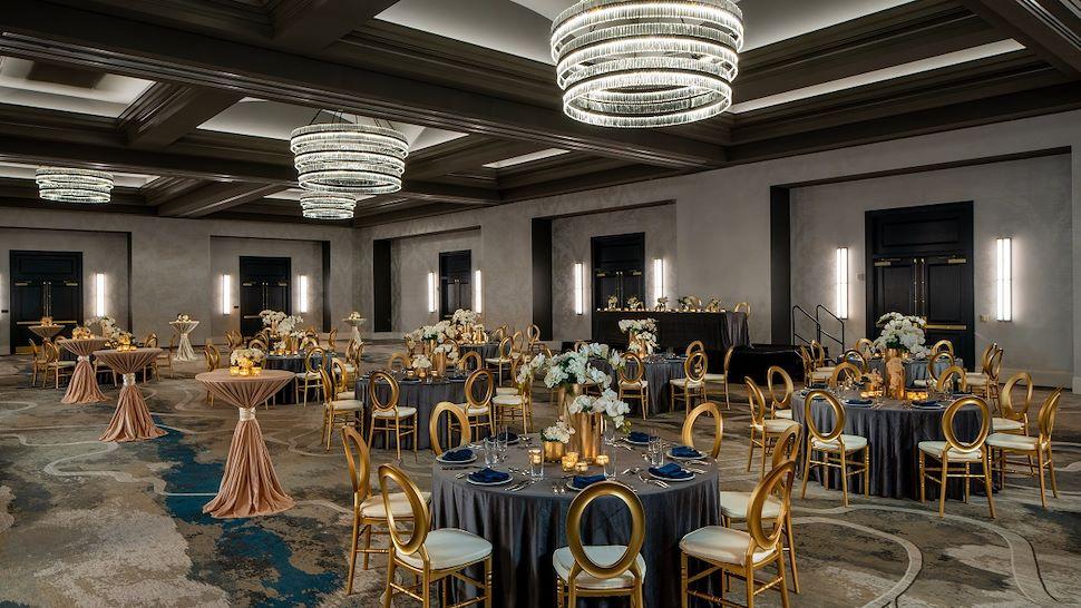 Gravier Ballroom Reception