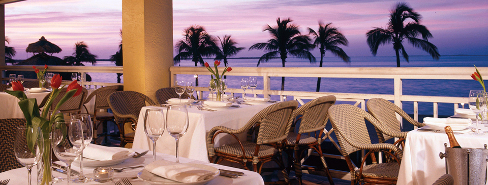 Waterfront Dining Key Largo | Key Largo Bay Marriott Beach ...