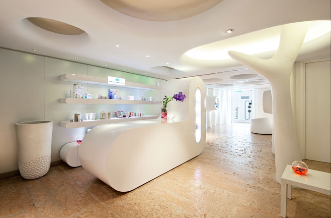 Luxury Spa - Massage in Nice, France | Boscolo Exedra Nice