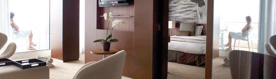 The JW Marriott Cannes Suites