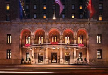 East Side Meeting Spaces | New York Marriott East Side