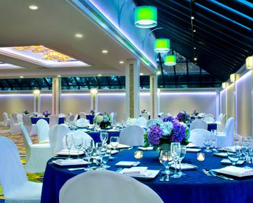 Garden City wedding venue