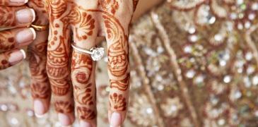 Nassau Indian wedding