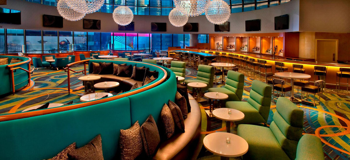 Restaurants In Times Square New York Marriott Marquis