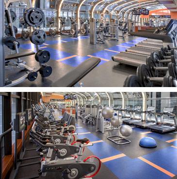 New York City Hotel Gym