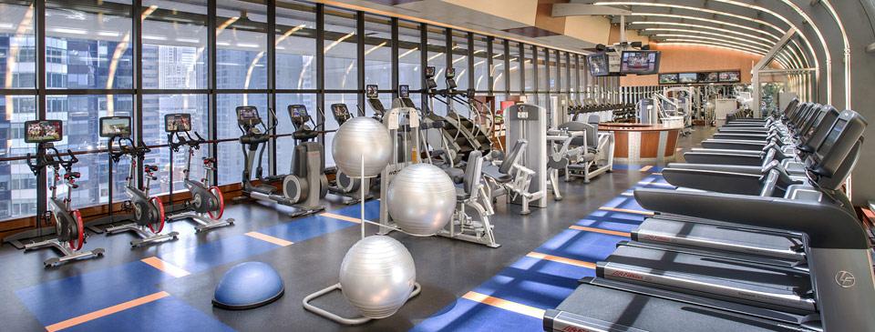 Best Hotel Gym in New York
