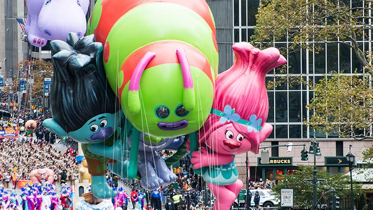 Macys parade route 2020