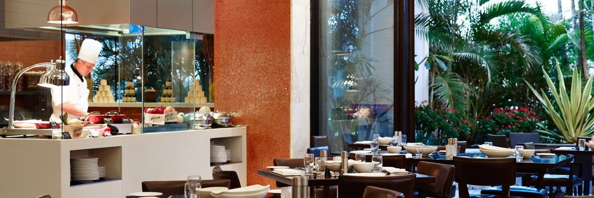 Citrique buffet restaurant Gold Coast