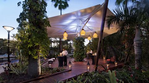 Outdoor venue Gold Coast