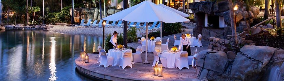 Wedding reception Gold Coast.