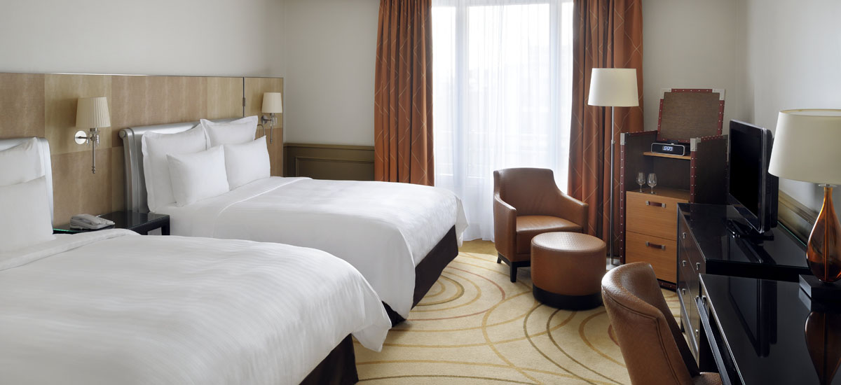 Family Guest Rooms and Amenities