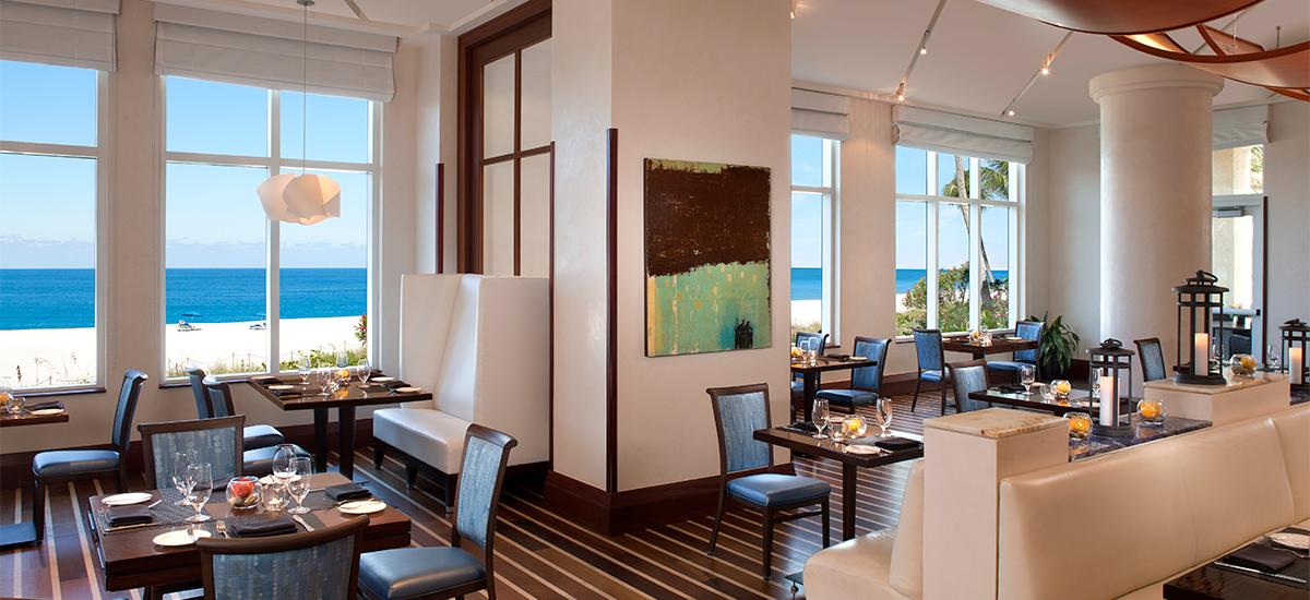 Palm Beach Restaurants On The Water Palm Beach Marriott