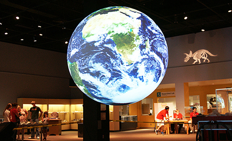 OMSI Earth Hall