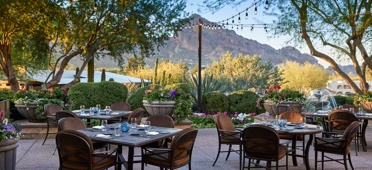 Jw Marriott Scottsdale Camelback Inn Resort Spa Lincoln