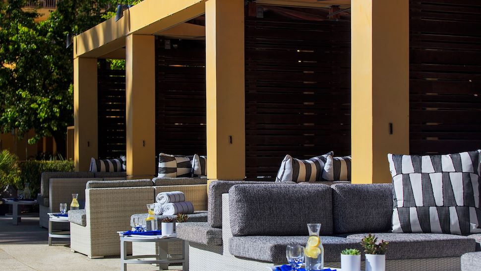 Rent your own Cabana