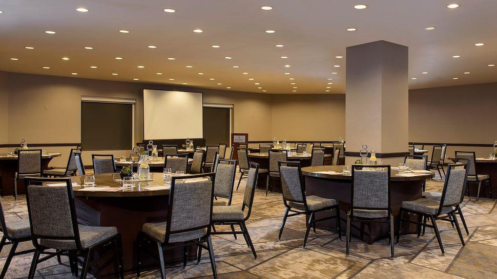 San Jacinto - Banquet Setup