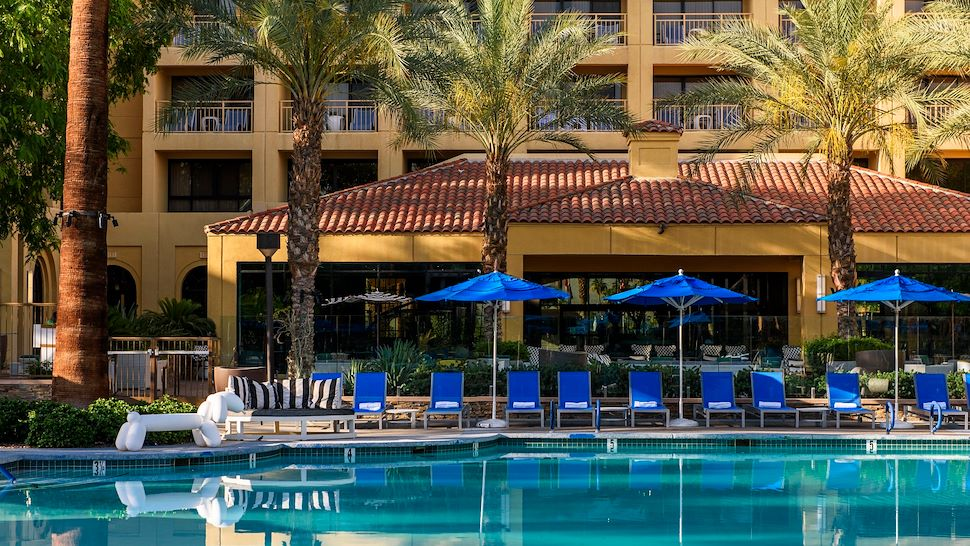 Largest Pool in Palm Springs