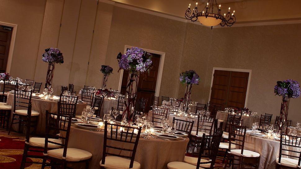 Costa Del Sol Ballroom Wedding Reception