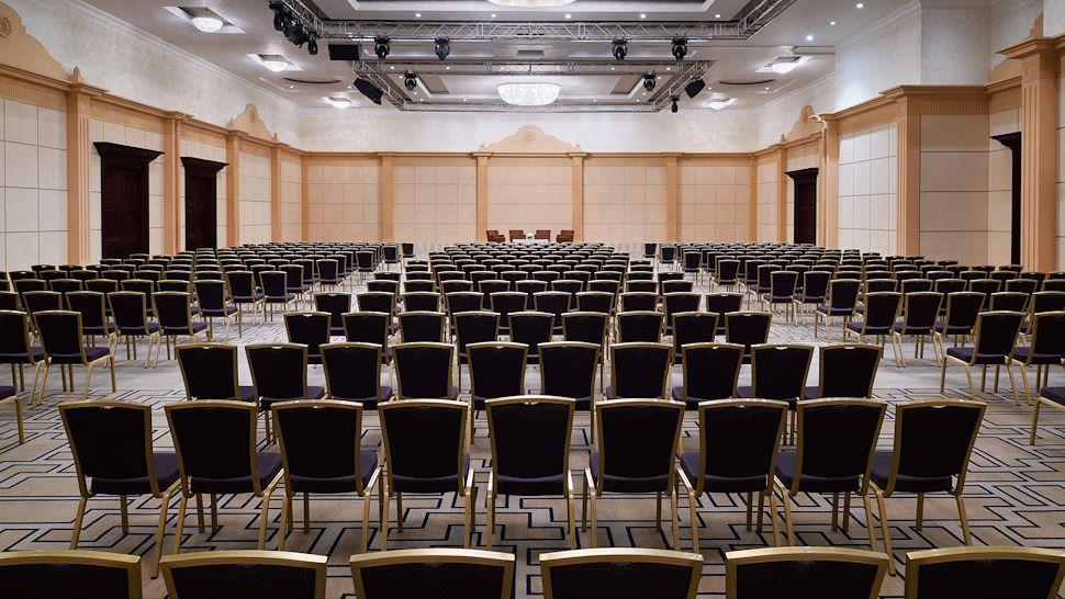 Marriott Convention Center Theatre Style