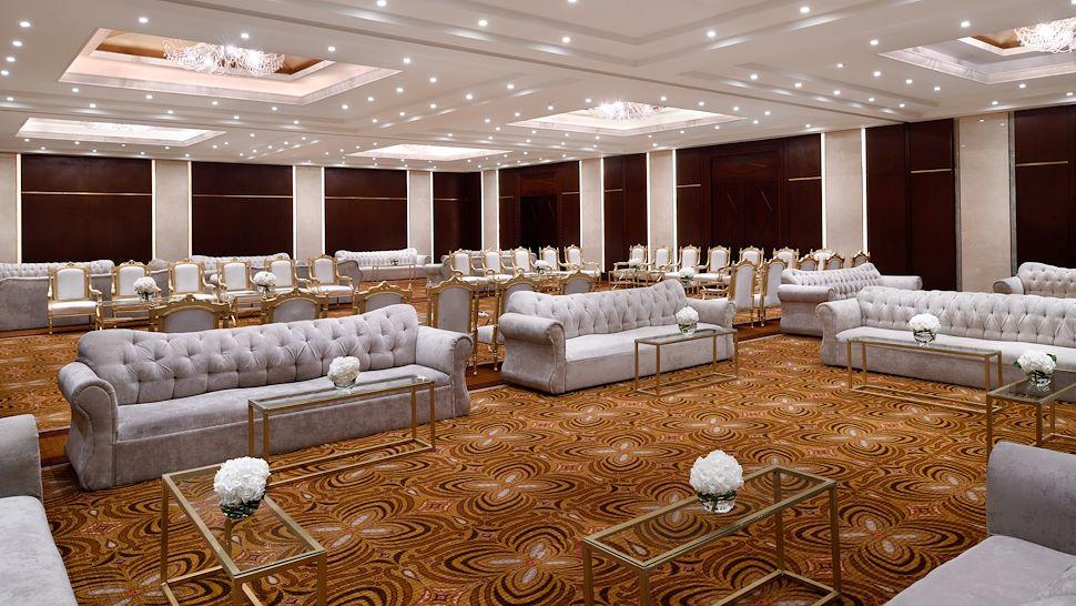 Najd Ballroom Gents Wedding