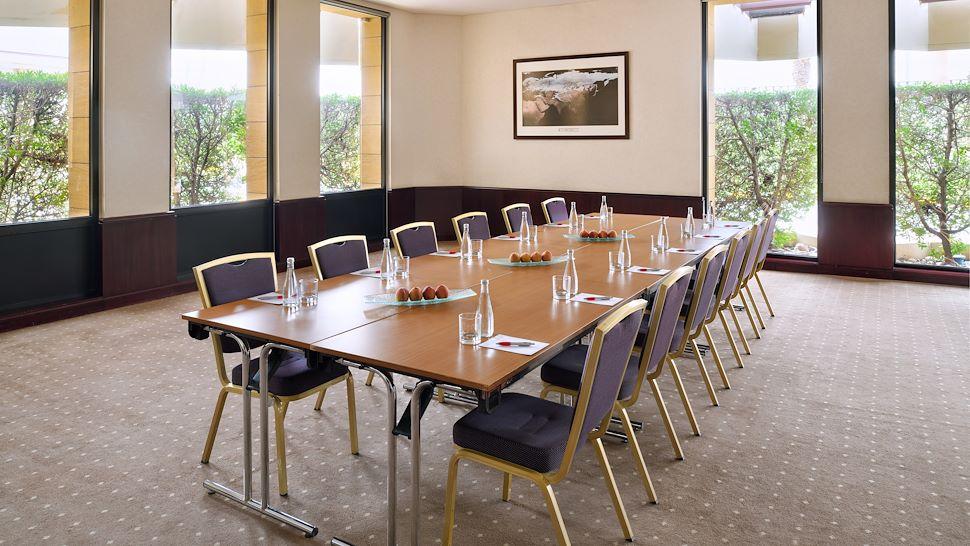 Sahara Board Meeting Setup