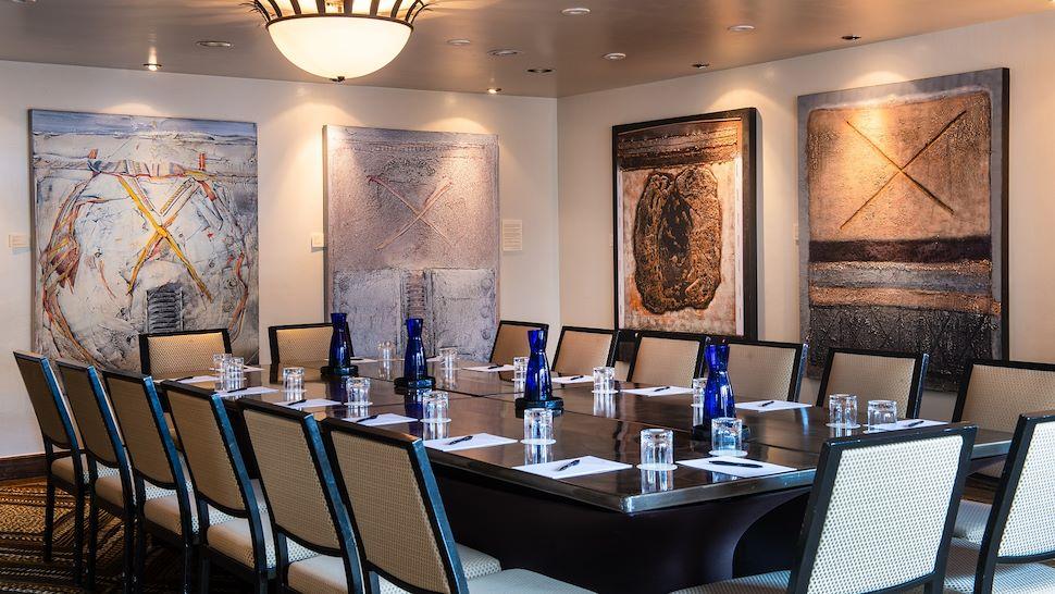 Canyon Meeting Room - Conference Setup