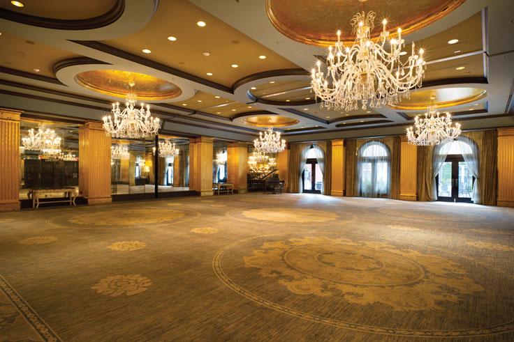 Catering & Event Space Savannah GA | Mansion on Forsyth Park