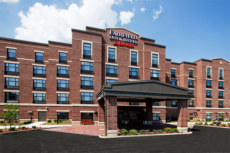Fairfield Inn and Suites South Bend Notre Dame