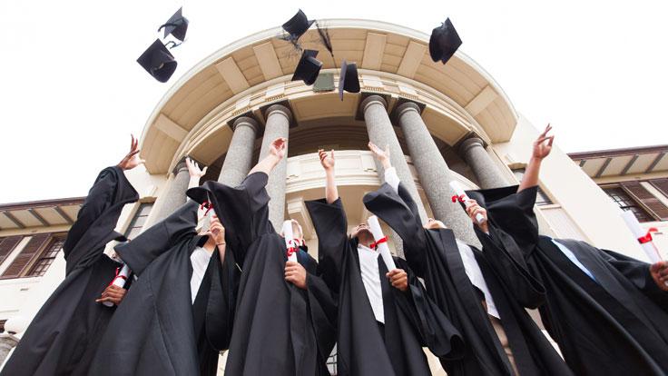 Notre Dame University Graduation