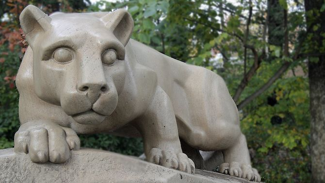 penn state attractions
