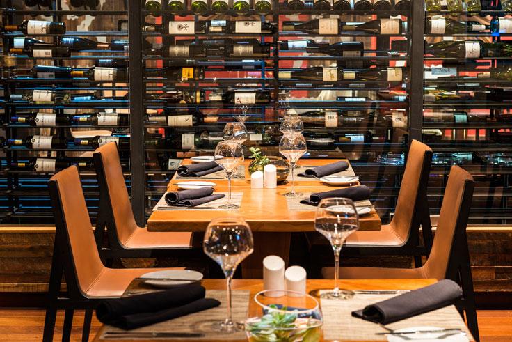 Restaurant Catae - Wine Cave