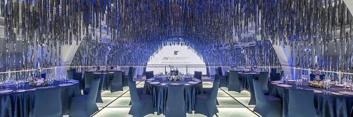 Hotel Meeting Rooms Singapore | JW Marriott Hotel Singapore