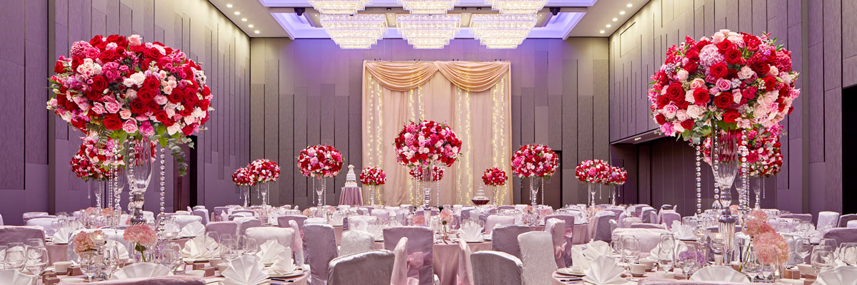 Wedding Specials Packages