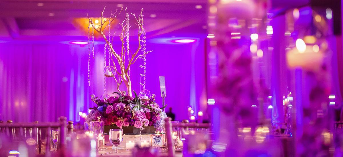 Weddings at the San Jose Marriott