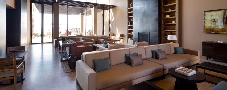 Mayma Bar Seating Area - Indoor