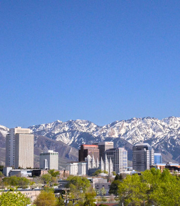 Winter activities in Salt Lake City