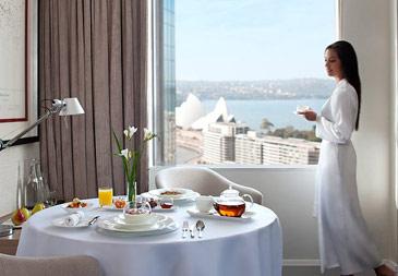 Sydney Harbour hotel