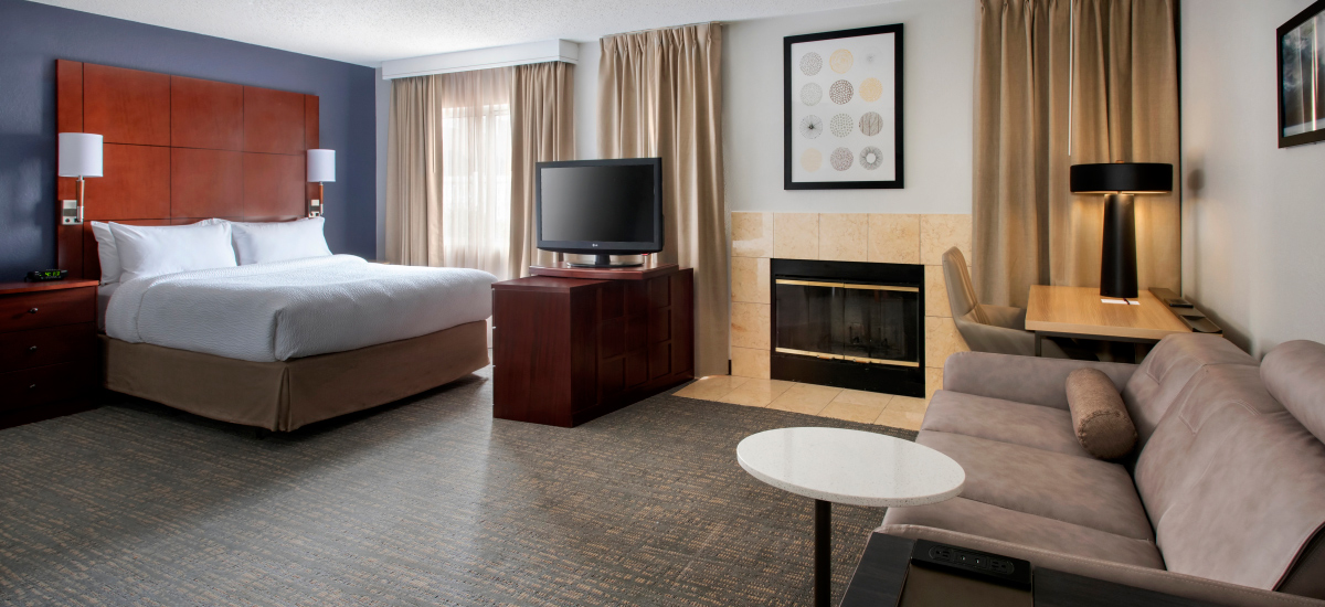 Studio Suite Residence Inn