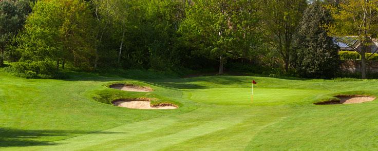 Tudor Park Country Club - 15th Hole