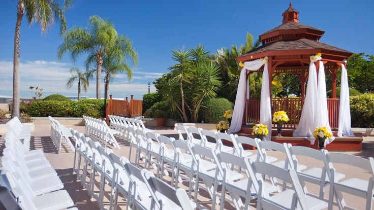 Tampa wedding sites.