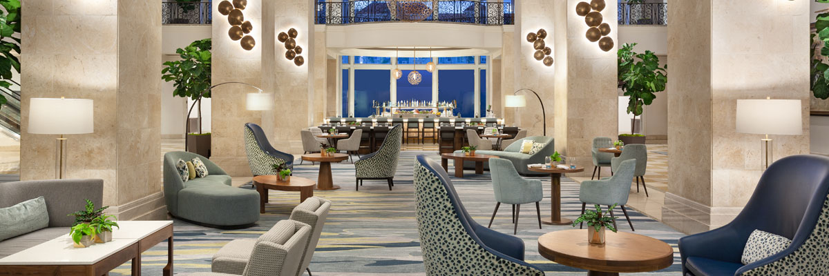 Experience the All-New Tampa Marriott Water Street