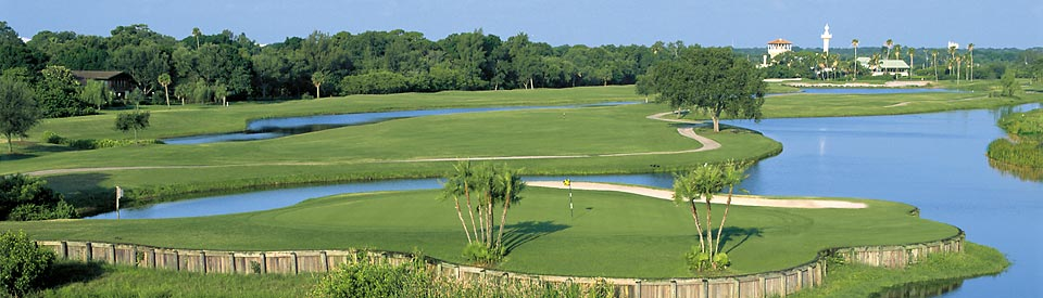 St. Petersburg Golf Packages | Florida Vinoy Golf Course